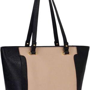 Dámská černotělová kabelka Delire 497