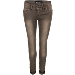 Khaki džíny Haily´s Clara