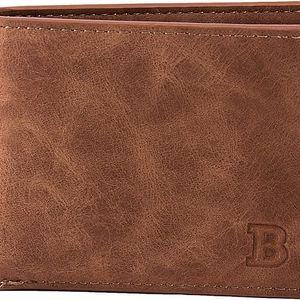 Pánská peněženka s kapsičkou na mince - poštovné zdarma