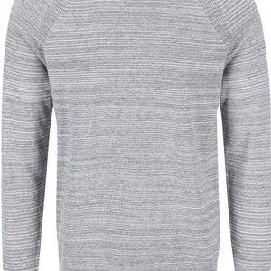Šedý pánský tenký svetr s.Oliver