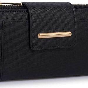 Dámská černá peněženka Sheera 1079