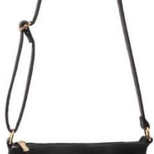 Dámská černá kabelka Cherry 499