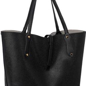 Dámská černá kabelka Kayla 504