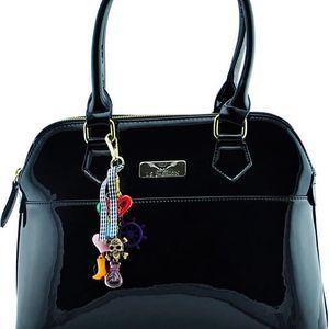 Dámská kabelka Clara 6001 černá