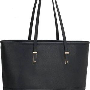 Dámská černá kabelka Vaillet 460