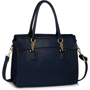 Dámská námořnicky modrá kabelka Arony 342