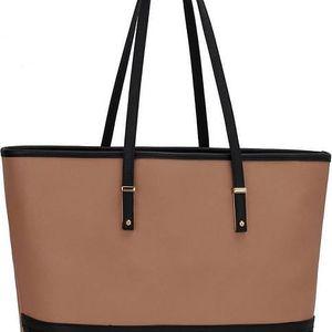 Dámská černotělová kabelka Vaillet 460