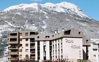 Francie - Francouzské Alpy na 11 dní, all inclusive s dopravou vlastní