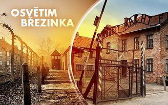 Osvětim a Březinka: 1denní poznávací zájezd pro 1 osobu včetně dopravy z Brna
