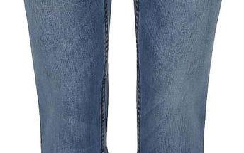 Světle modré super slim džíny Noisy May Lucy