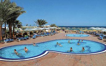 Egypt, Hurghada, letecky na 8 dní s polopenzí
