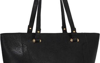 Dámská černá kabelka Delire 497