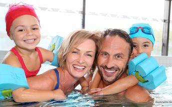 180 minut dovádění ve vyškovském aquaparku