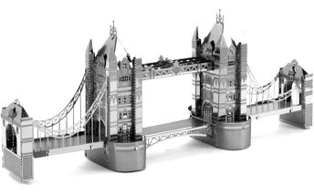 3D puzzle - model Tower Bridge - poštovné zdarma