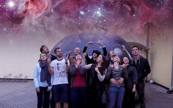 Hvězdy u vás doma: Planetárium Morava