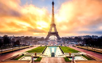 Kouzelná Paříž - poznávací zájezd s ubytováním