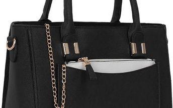 Dámská kabelka Selena 313 černá