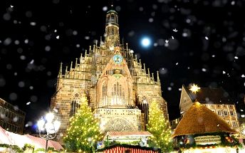 1denní adventní zájezd do Norimberka pro 1 osobu