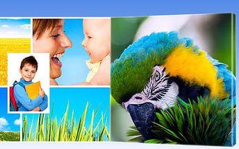 Fotoobraz na plátně či fotoplakát ve velikosti dle výběru