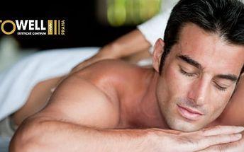 1x nebo 5x masáž na 30 minut. Na výběr 5 masáží včetně regenerační či havajské, Praha