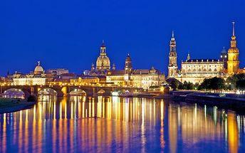Zájezd na adventní Slavnost štol v Drážďanech pro JEDNOHO