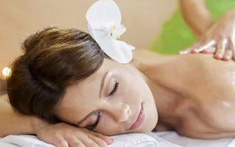 Výjimečná masáž pro výjimečnou ženu