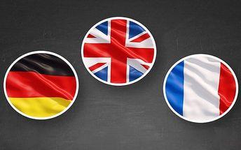 6–12měsíční online kurz angličtiny, němčiny či francouzštiny od Funmedia