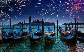 Silvestrovský zájezd do Benátek