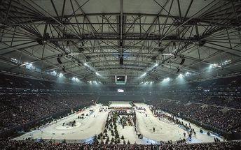 Tradiční biatlonová exhibice World Team Challenge, Gelsenkirchen, Německo, autobusem, bez stravy