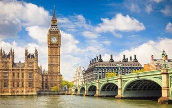 Objevte Londýn! Komfortní pobyt pro dva v hotelu London Lodge. Celoročně.