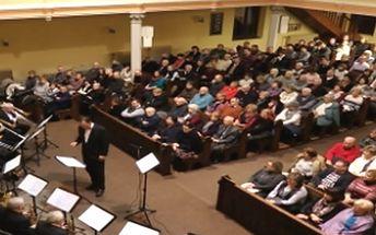Vstupenka na novoroční swingový koncert 1.1.2017 s pražským orchestrem Swing Band.