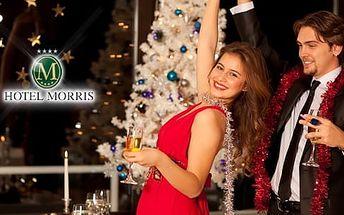 Vánoční pobyt v 4* Golf hotelu Morris Mariánské Lázně: 3 dny pro dva s vánočním programem