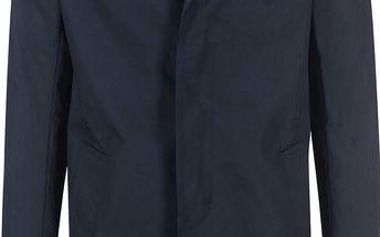 Tmavě modrý delší kabát ONLY & SONS Loren