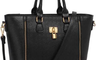 Dámské černá kabelka Kethy 031L