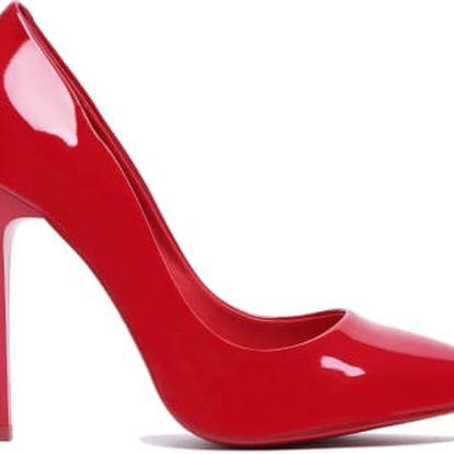 Dámské lodičky Marilyn 396 červené
