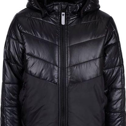 Černá holčičí zimní bunda name it Beta