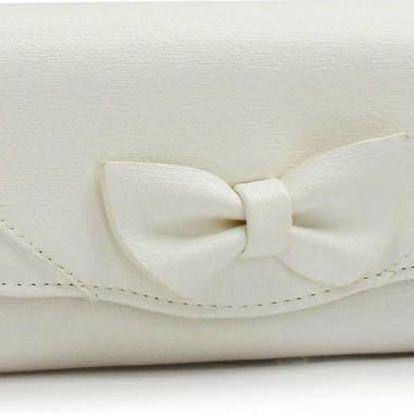 Dámská peněženka Lussy 1056A bílá