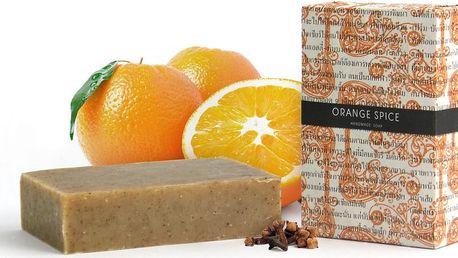 Přírodní mýdlo Handmade Orange Spice