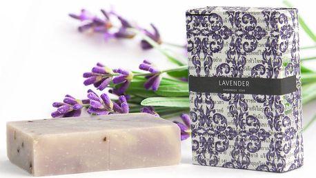 Přírodní mýdlo Handmade Lavender
