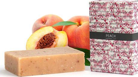 Přírodní mýdlo Handmade Peach