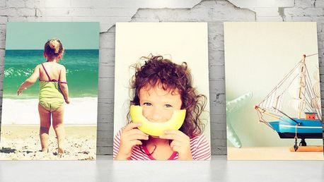 Váš fotoobraz vytištěný na pevné desce