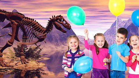 Oslavte narozeniny svých dětí v Triloparku
