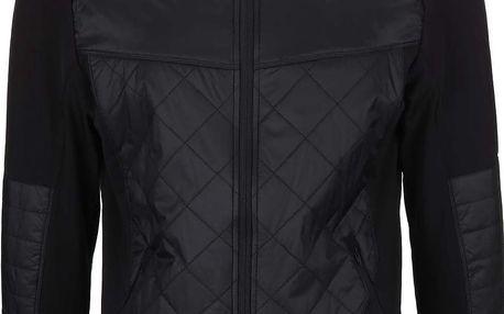 Černá prošívaná bunda Selected Homme Initial