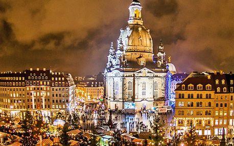 Zájezd pro JEDNOHO na tradiční adventní trhy do Drážďan v Německu