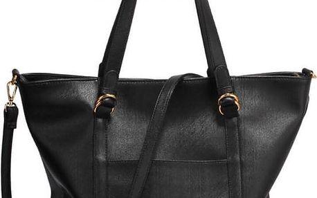 Dámská černá kabelka Monteny 413