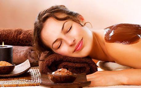 120minutový relaxační balíček s kosmetikou