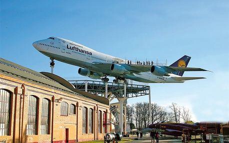 Technické muzeum Speyer, Speyer, Německo, autobusem, bez stravy