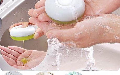 Ruční dávkovač tekutého mýdla - poštovné zdarma