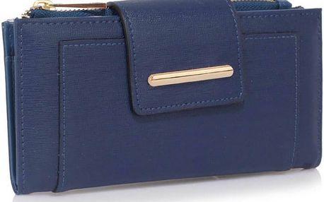 Dámská námořnicky modrá peněženka Sheera 1079