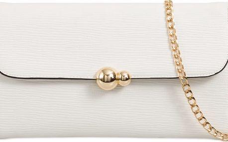 Dámská bílá kabelka Melisa 975